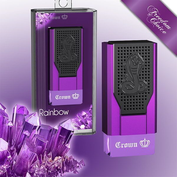 "Корпус для ароматизатора ""GROWN"" Elite Crystal Collection с натуральным хрусталем CES-3"